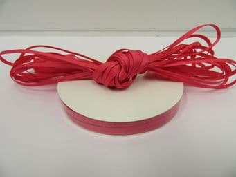 Hot Bright Pink Grosgrain ribbon Ribbed Double sided, 3mm, 6mm 10mm 16mm 22mm 38mm 50mm